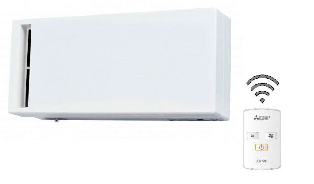 Mitsubishi Electric LOSSNAY VL-50(E)U5-E